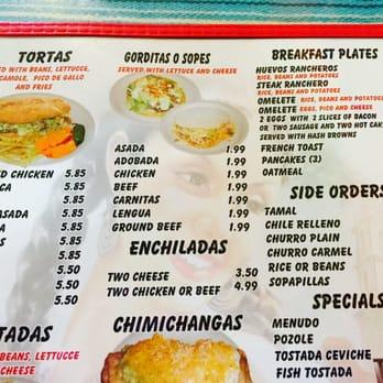 Mexican Restaurant Beachwood Nj