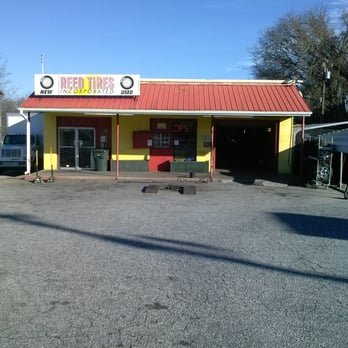 Reed Tires Tires 2429 Randleman Rd Greensboro Nc Phone