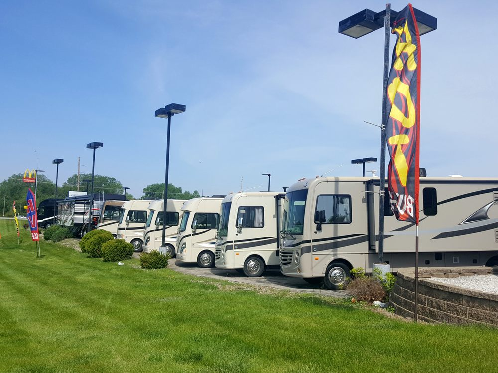 McKee RV: 400 1st Ave, Perry, IA