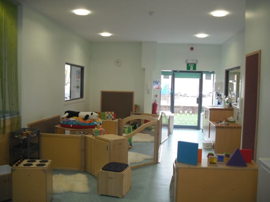 Photo Of Rainforest Nursery Motherwell North Lanarkshire United Kingdom Panda Room Children