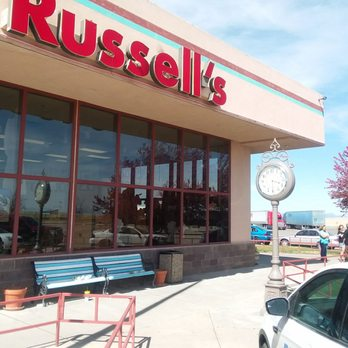 Photo Of Rus S Travel Center Restaurant Springer Nm United States Bench
