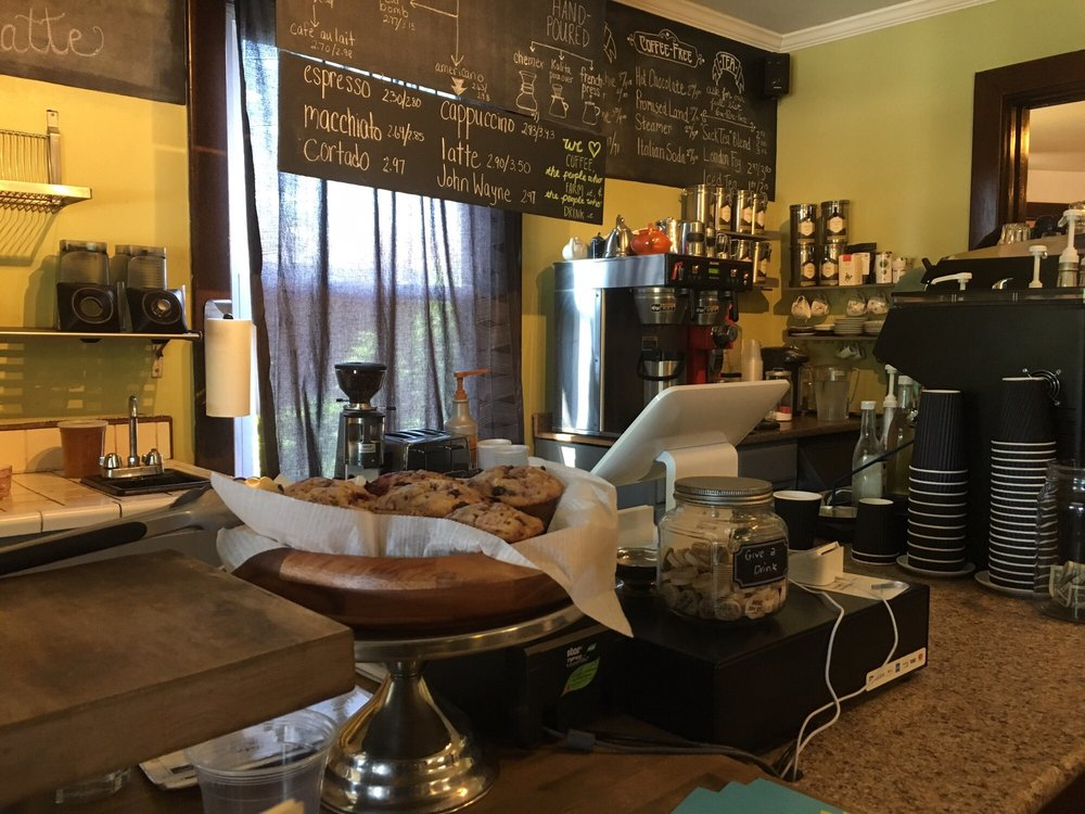Social Spots from Beaver Falls Coffee and Tea Company