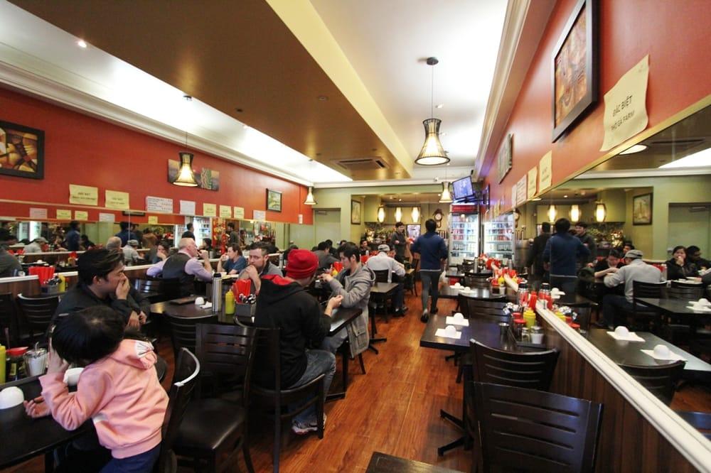 Best Vietnamese Restaurant Victoria St Richmond