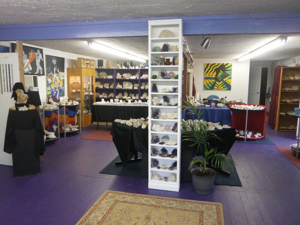 Dragon Crystals Rock Shop