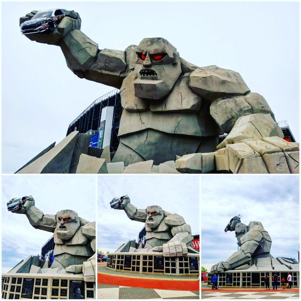 Social Spots from Dover International Speedway