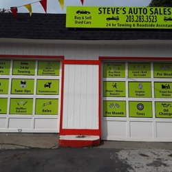 Steves Auto Sales >> Steve S Auto Sales 11 Photos Towing 219 Naugatuck Ave Milford