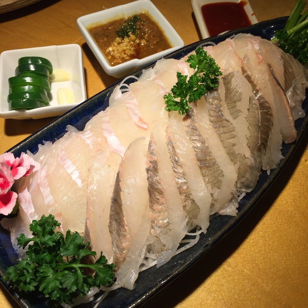 fluke sashimi - photo #37