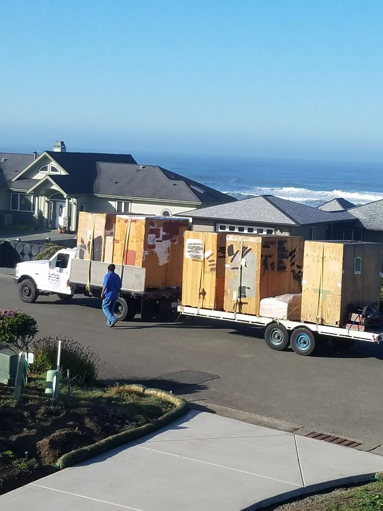 Humboldt Moving & Storage: 1528 Northcrest Dr, Crescent City, CA