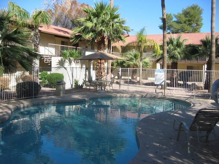 Garden Terrace Apartments Phoenix Az