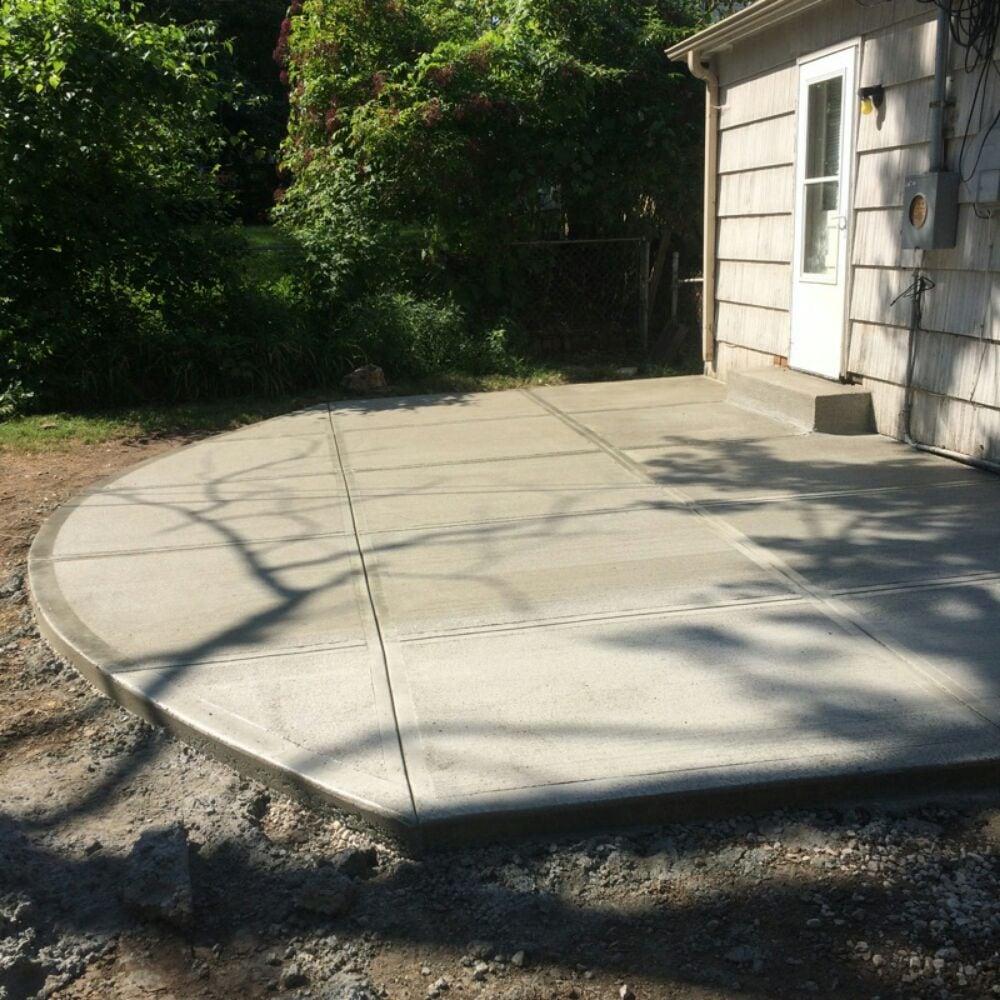 Rock Hard Concrete Design: Shawnee, KS