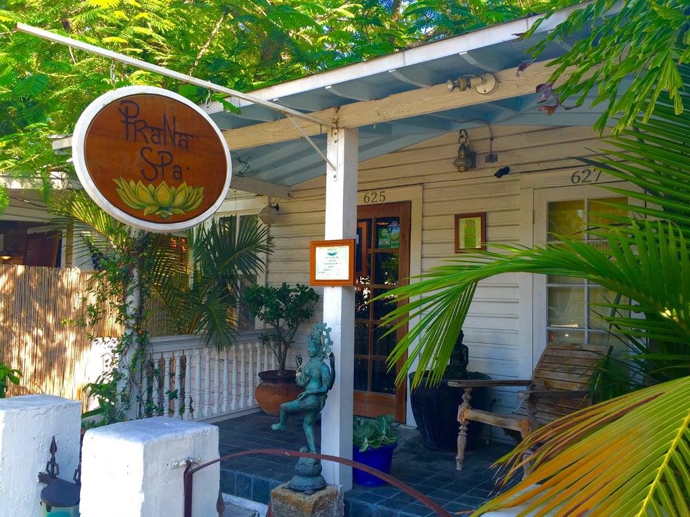Prana Spa Key West Fl