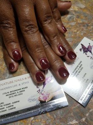 Signature Nails & Spa 1776 N Richmond Rd Mchenry, IL Manicurists ...