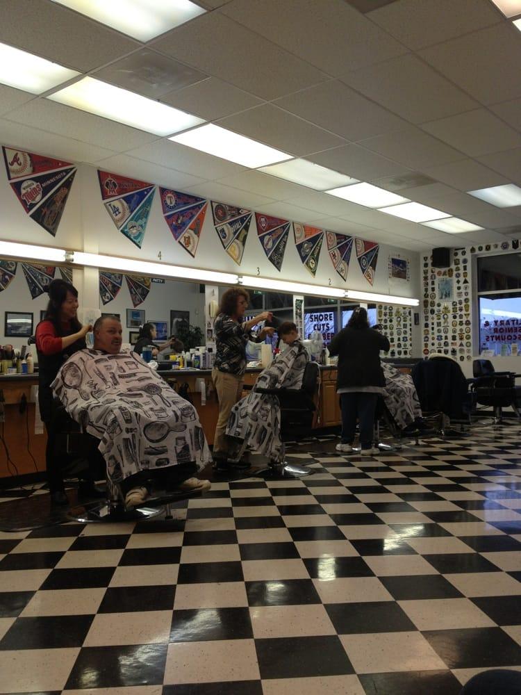 shore cuts barber shop barbers 4301 commuter dr. Black Bedroom Furniture Sets. Home Design Ideas