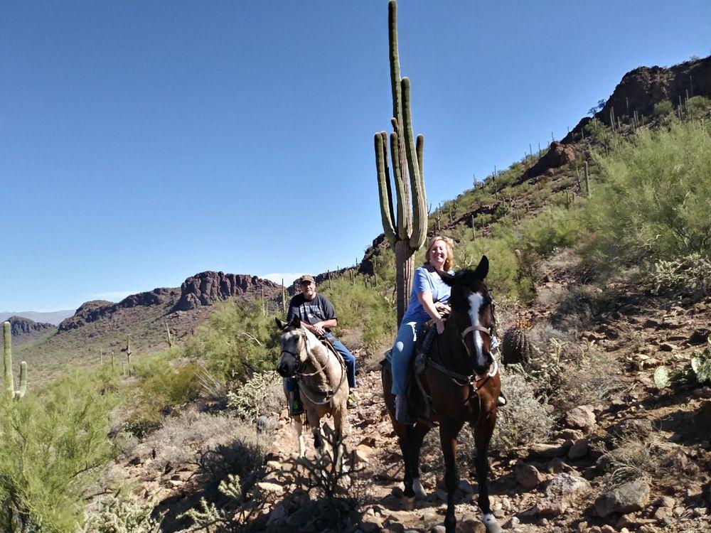 Tucson Mountain Stables: White Stallion Ranch Rd, Tucson, AZ