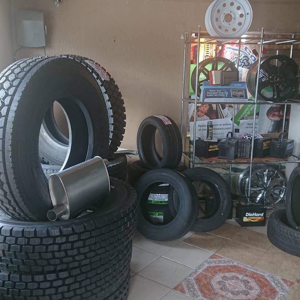 Toro Tire and Mechanics: 371 W County Line Rd, Calimesa, CA