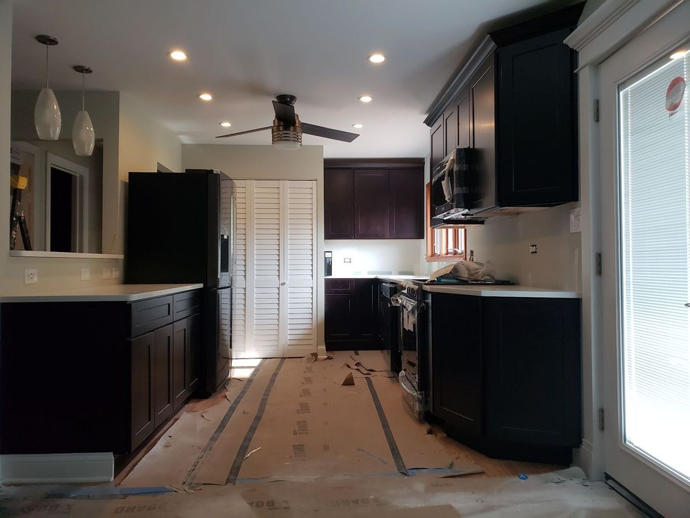 Rock Counter Kitchen & Bath Chicago - 17 Photos - Cabinetry - 3541 N ...