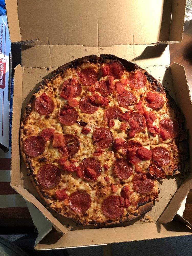 Domino's Pizza: 5468 Big Tyler Rd, Charleston, WV