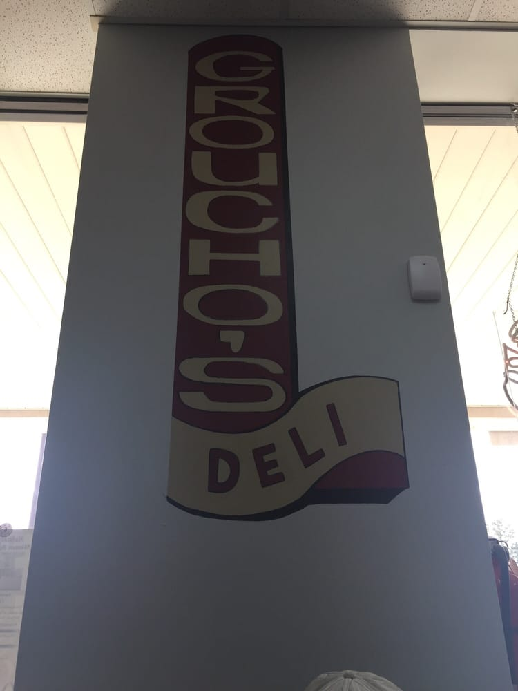 Groucho's Deli: 216 University Pkwy, Aiken, SC