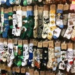 The San Francisco Sock Market at Pier 39 - 45 Photos & 32