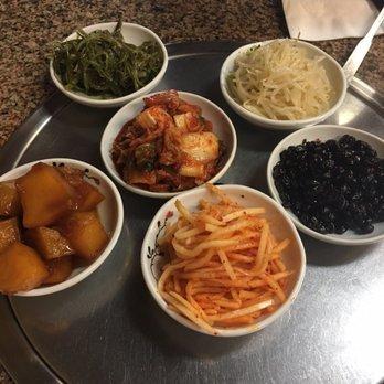 Myung Dong Tofu Cabin 448 Photos Amp 627 Reviews Korean