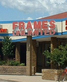 Frames Unlimited: 2631 Plymouth Rd, Ann Arbor, MI