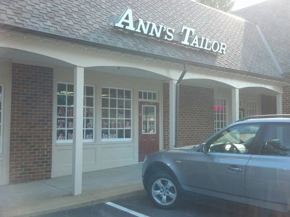 Ann's Tailoring & Shoe Repair