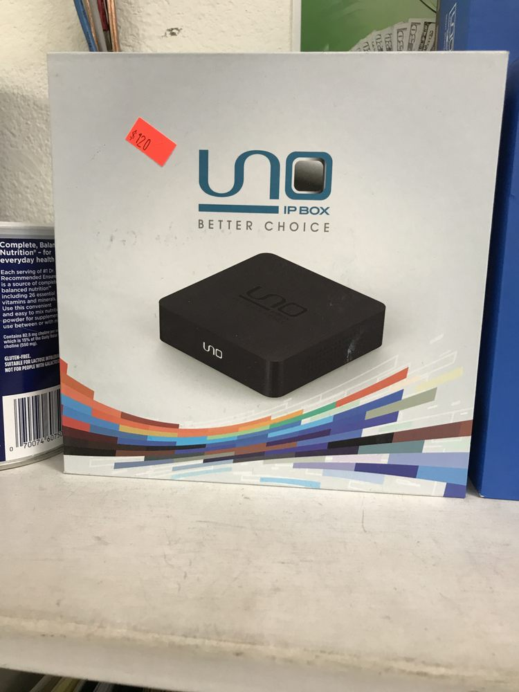 UNO ip tv box Vietnamese channels Model A-113 $120 - Yelp