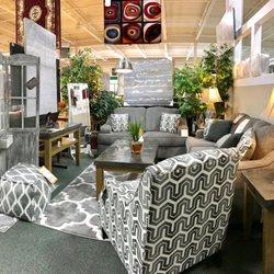 Photo Of JBu0027s Furniture   Milwaukee, WI, United States. Grey Living Room  Display