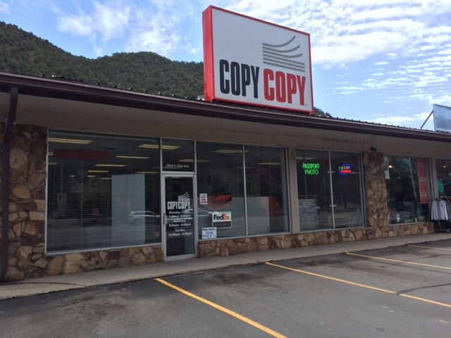 Copy copy printing services 2826 s glen ave glenwood springs copy copy printing services 2826 s glen ave glenwood springs co phone number yelp malvernweather Image collections
