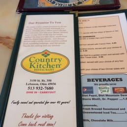 Photo Of Country Kitchen   Lebanon   Lebanon, OH, United States. Mission  Statement