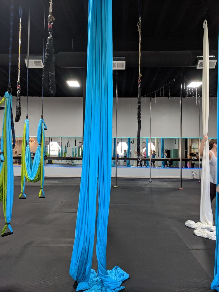 Aerial Fit2Fly: 901 Meridian St, Anderson, IN