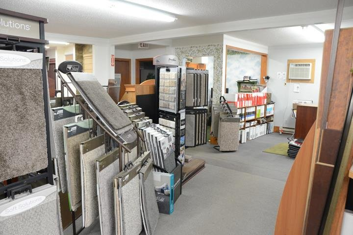 Carpets Plus By Design: 330 Lockwood St, Woodville, WI