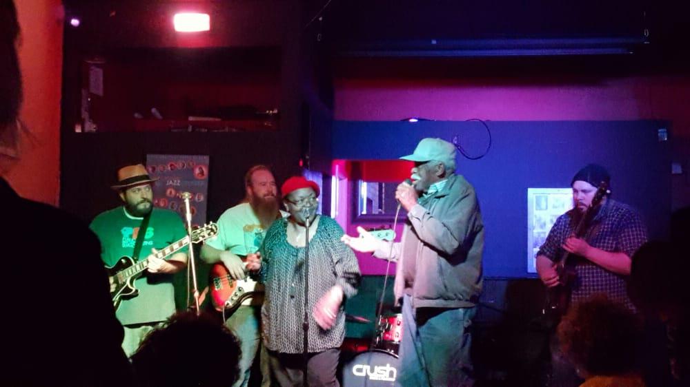 Jazz UpFront: 107 W Front St, Bloomington, IL