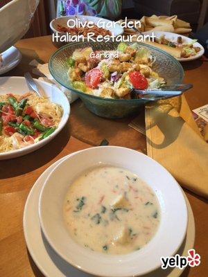 Olive Garden Italian Restaurant 4840 N George Bush Hwy Garland, TX Foods  Carry Out   MapQuest