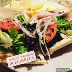 Photo Of Pulcinella S Italian Restaurant Durham Nc United States