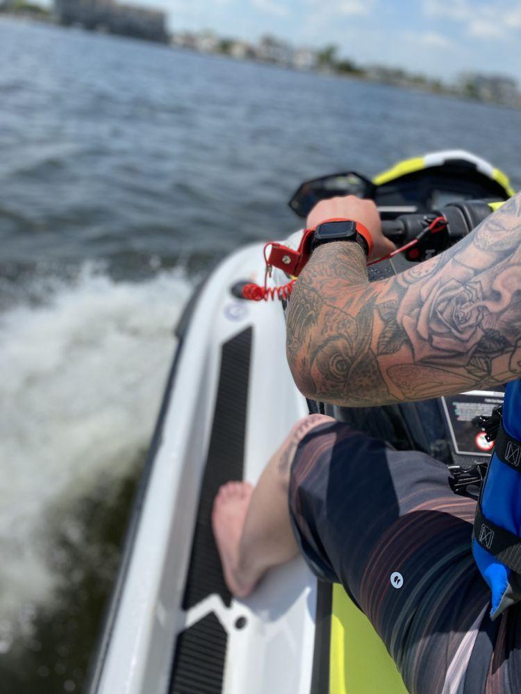 Rj Watercraft Rental: 421 Bayside Ter, Seaside Heights, NJ