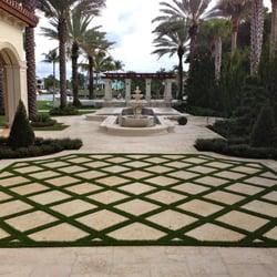 Photo Of Southwest Greens   Palm Beach Gardens, FL, United States. Paver  Grass