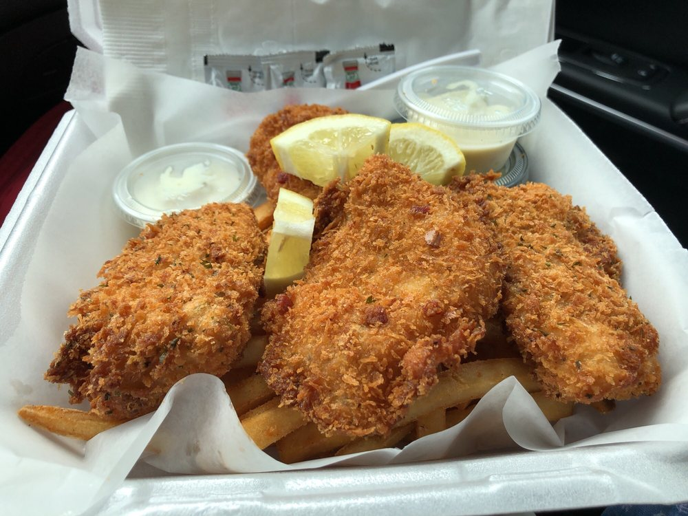 AK Fish Fryers: 4246 Homer Spit rd., Homer, AK