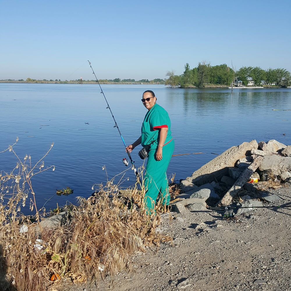 Fishing in stockton california yelp for Stockton fishing report