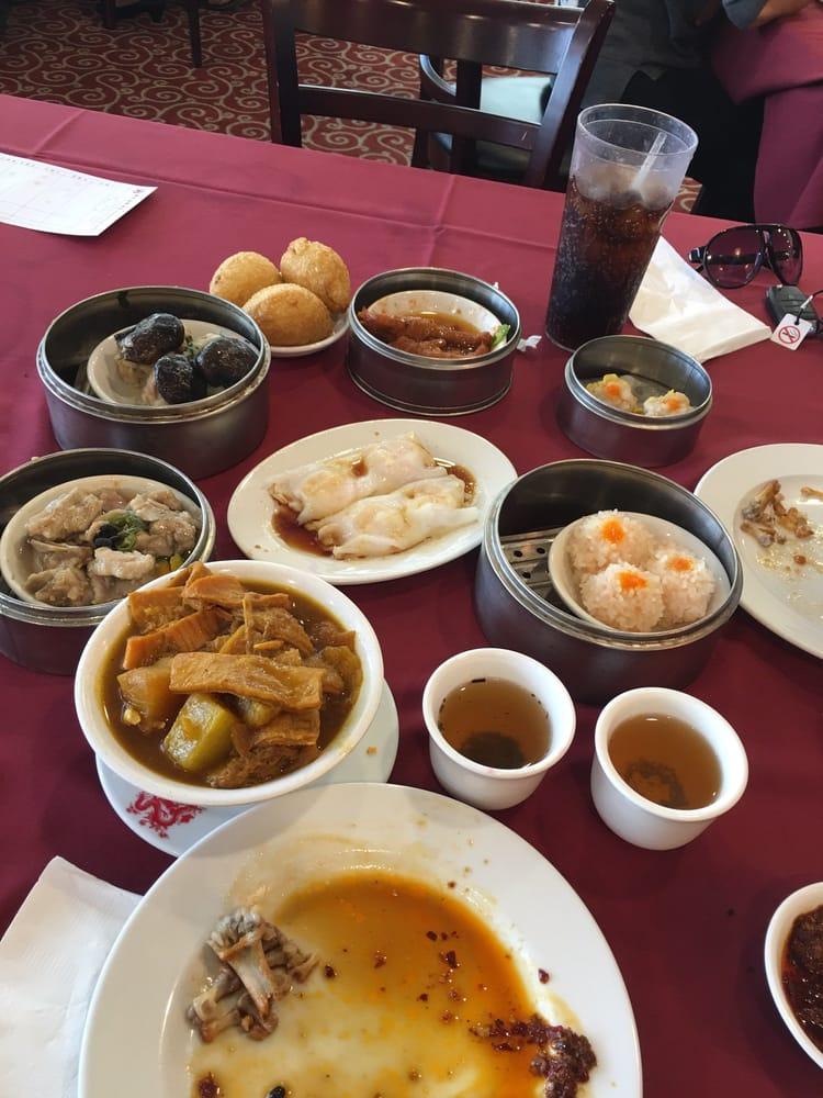 Hong Kong Garden Seafood Dim Sum Cafe