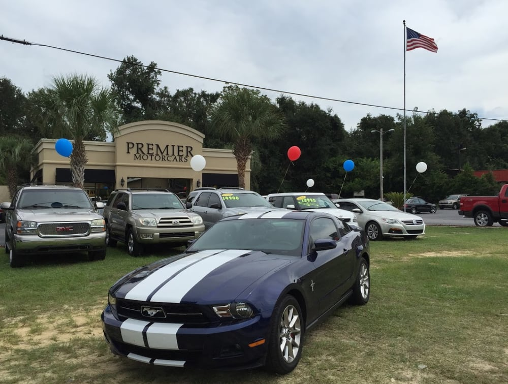 premier motorcars get quote car dealers 3110 w tennessee st tallahassee fl phone. Black Bedroom Furniture Sets. Home Design Ideas