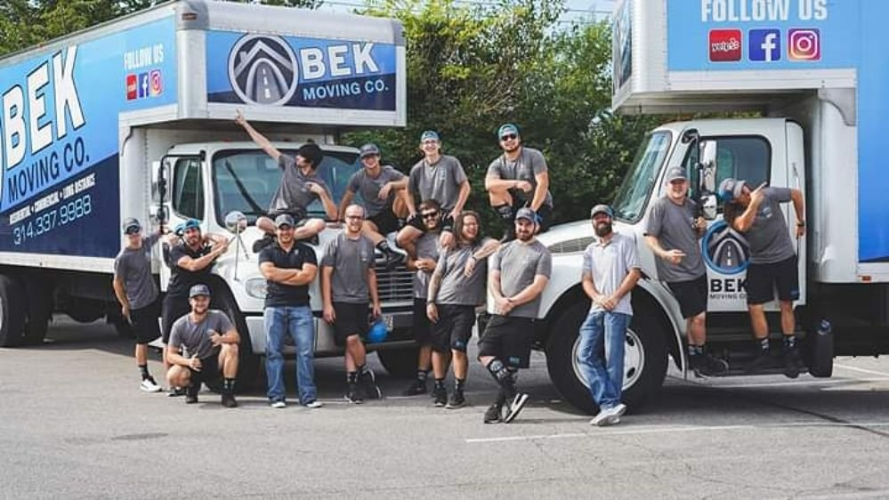 BEK Moving: 4004 Butler Hill Rd, St Louis, MO