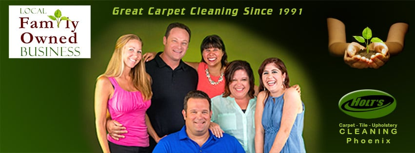 Holt's Carpet Cleaning