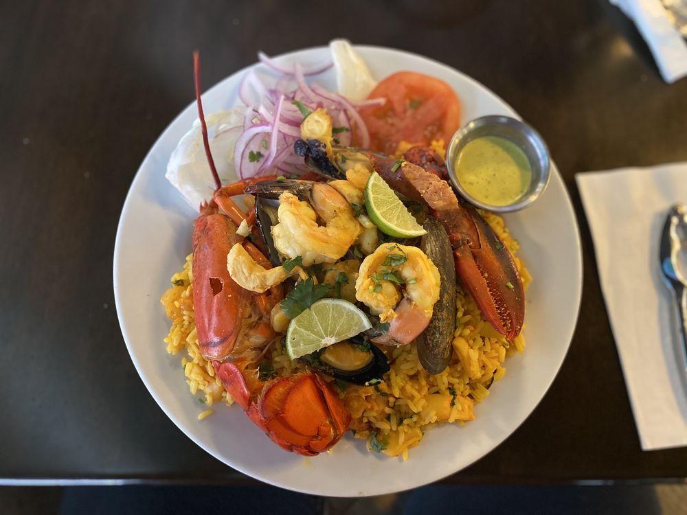 Garcia's Latin Cuisine: 8407 Blvd 26, North Richland Hills, TX