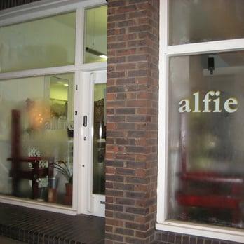 Alfie Hairdresser Hairdressers 1 Stuckley Street