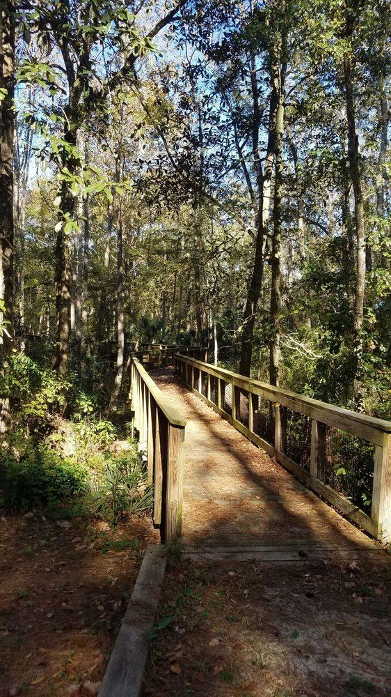 Monticello Ecological Park: 245 S Mulberry St, Monticello, FL
