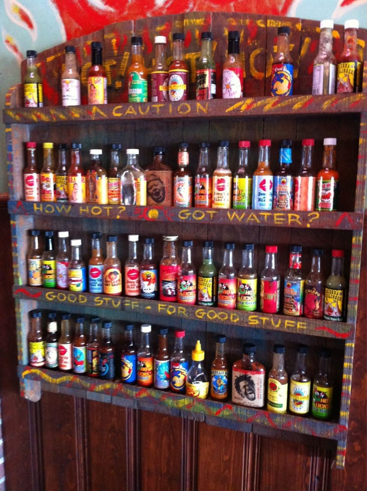 Hot sauce is spoken here yelp for King s fish house laguna hills