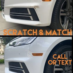 Scratch & Match - 183 Photos & 103 Reviews - Mobile Dent Repair