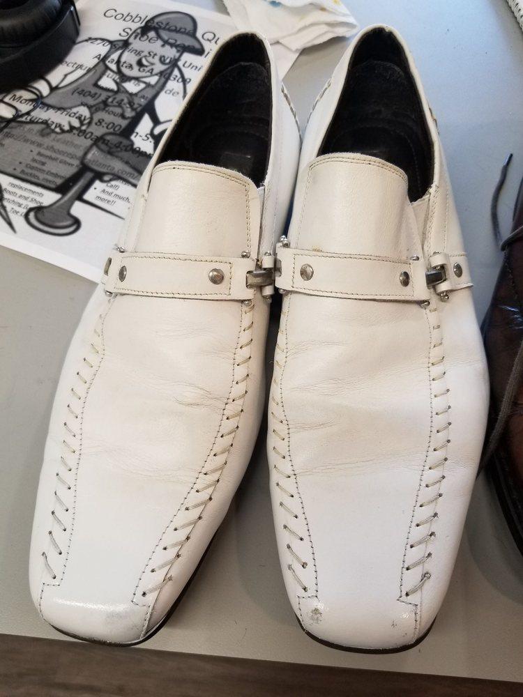 Cobblestone Shoe FIX