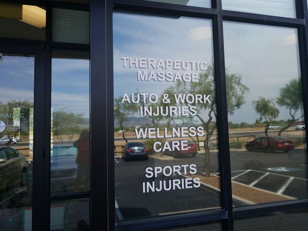 Back To Back Chiropractic: 15615 N Oracle Rd, Tucson, AZ